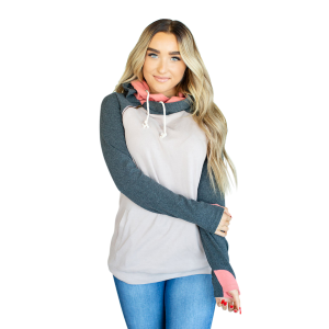 Women's  In The Woods DoubleHood Sweatshirt