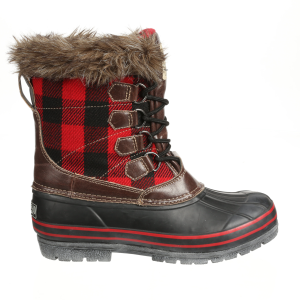 Women's  Plaid Pac Boot