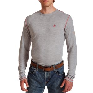 Men's  FR Polartec LS Baselayer