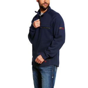Men's  FR Rev Quarter Zip Fleece