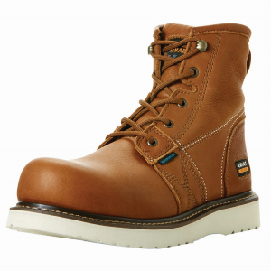 "Men's  Rebar Wedge 6"" Waterproof Work Boot"