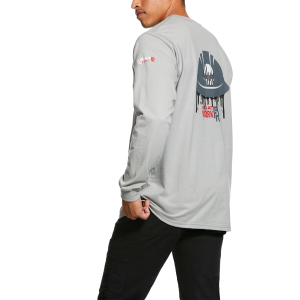 Men's  FR American Oil Graphic Tee