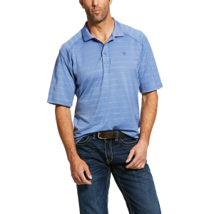 Men's  AC Polo Striped Shirt