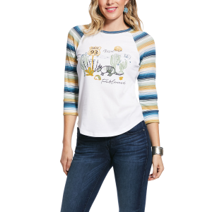 Women's  Traveling Tumbleweed Top