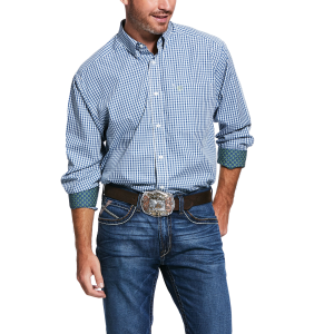 Men's  Wrinkle Free Zestmont Long Sleeve Shirt