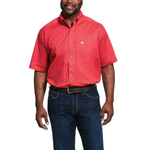 Men's  Stanton Print Short Sleeve Shirt