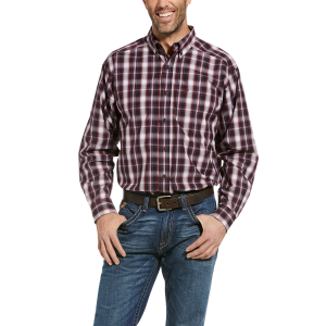 Men's  Ramon Plaid Button Down Shirt