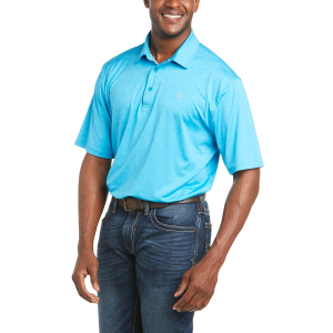 Men's  Charger 2.0 Short Sleeve Polo