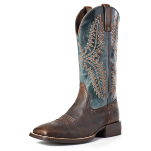 Men's  Caprock Shock Shield Western Boot