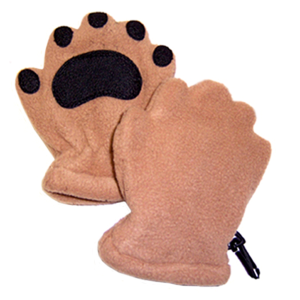 Kids'  Infant / Toddler Fleece Mittens