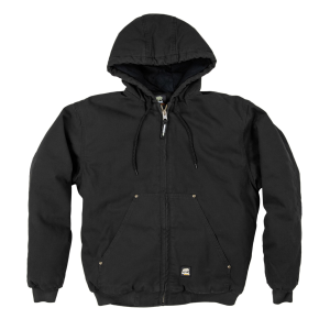 Men's  Highland Washed Hooded Jacket