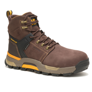 Men's  Caterpillar Edge Waterproof Composite Toe Work Boot