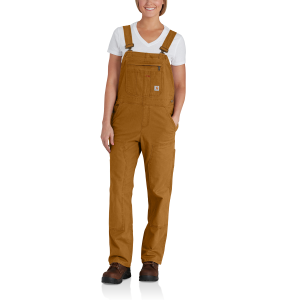Women's  Crawford Double-Front Bib Overall