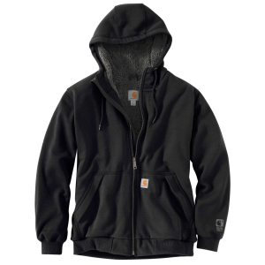 Men's  Rain Defender Rockland Sherpa Lined Full Zip Hoodie