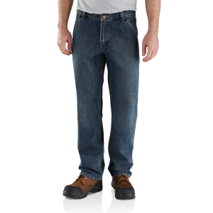 Men's  Relaxed-Fit Holter Dungaree Jean