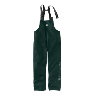 Men's  Lightweight Waterproof Rain Storm Bib Overalls