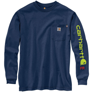 Men's  TK130-M Flame-Resistant Force Midweight Long Sleeve Tee