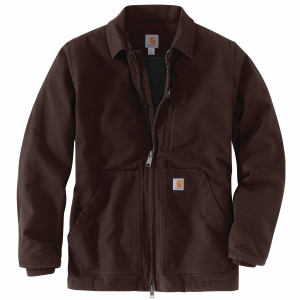 Men's  Sherpa-Lined Coat