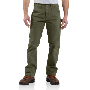 Men's  Washed Twill Dungaree - Relaxed Fit
