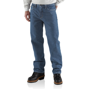 Men's  Flame-Resistant Relaxed-Fit Utility Jean