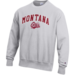 Men's  University of Montana Grizzlies Crewneck Sweatshirt