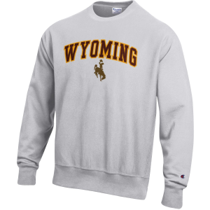 Men's  University of Wyoming Cowboys Crewneck Sweatshirt