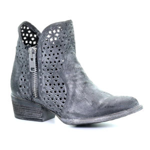 Women's  Cut-Out Shortie Ankle Boot