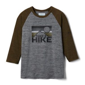 Boys'  Outdoor Elements 3/4 Sleeve Shirt