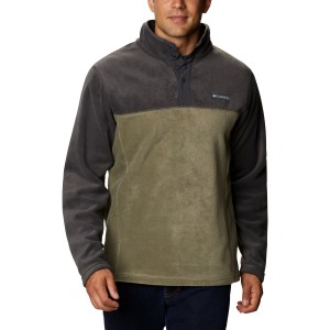 Men's  Steens Mountain Half Snap Fleece Pullover