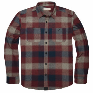 Men's  Grant Melange Flannel