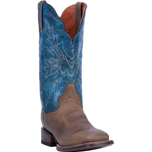 Women's  Pasadena Wide Square Toe Western Boot
