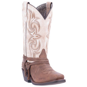 "Women's  12"" Myra Square Toe Boot"