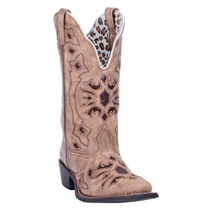 Women's  Queen of Diamonds Square Toe Boot