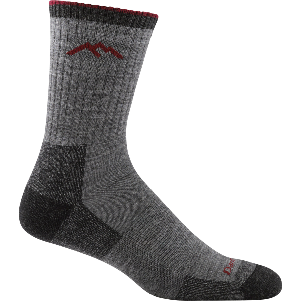 Micro Crew Cushion Sock