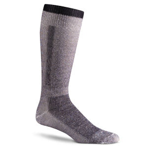 Men's  Snow Pack Midweight Over-the-Calf Sock - 2-Pack