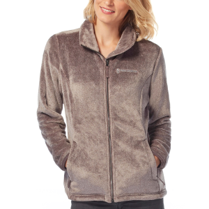 Women's  Outbound Heather Butter Pile Fleece Jacket