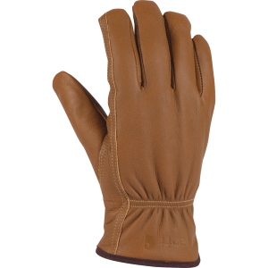Men's  Insulated Leather Driver Glove