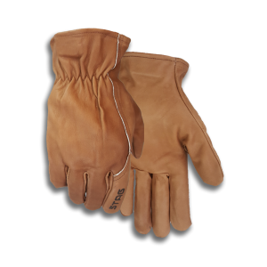 Water Repellent Cowhide Work Gloves