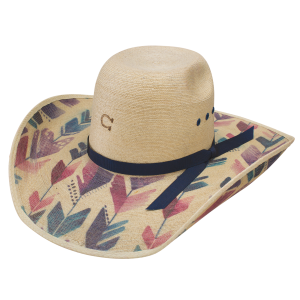 Women's  Straight Arrow Palm Hat