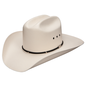 George Strait Two Step 8X Straw Hat