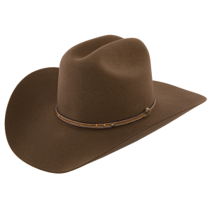 Powder River 4X Buffalo Felt Hat