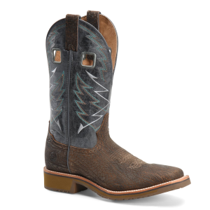 Men's  Holbrook Square Toe Western Boot