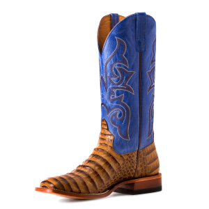 Men's  Toasted Caiman Print Boot