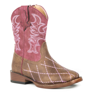 Girls'  Toddler Cross Cut Boot