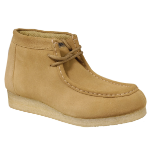 Men's  Gum Sole Chukka Boots