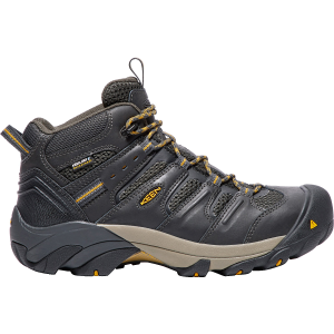 Men's  Lansing Waterproof Mid Steel Toe Shoe