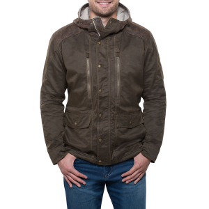 Men's  Arktik Hooded Jacket