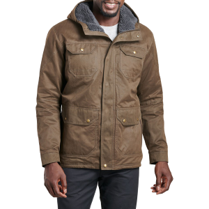 Men's  Fleece Lined Kollusion Jacket