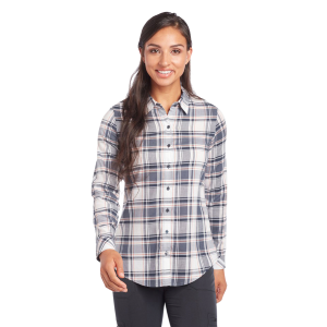 Women's  Lexi Long Sleeve Button Down Shirt