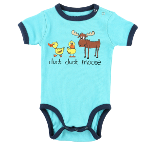 Kids'  Infant Duck Duck Moose Onesie